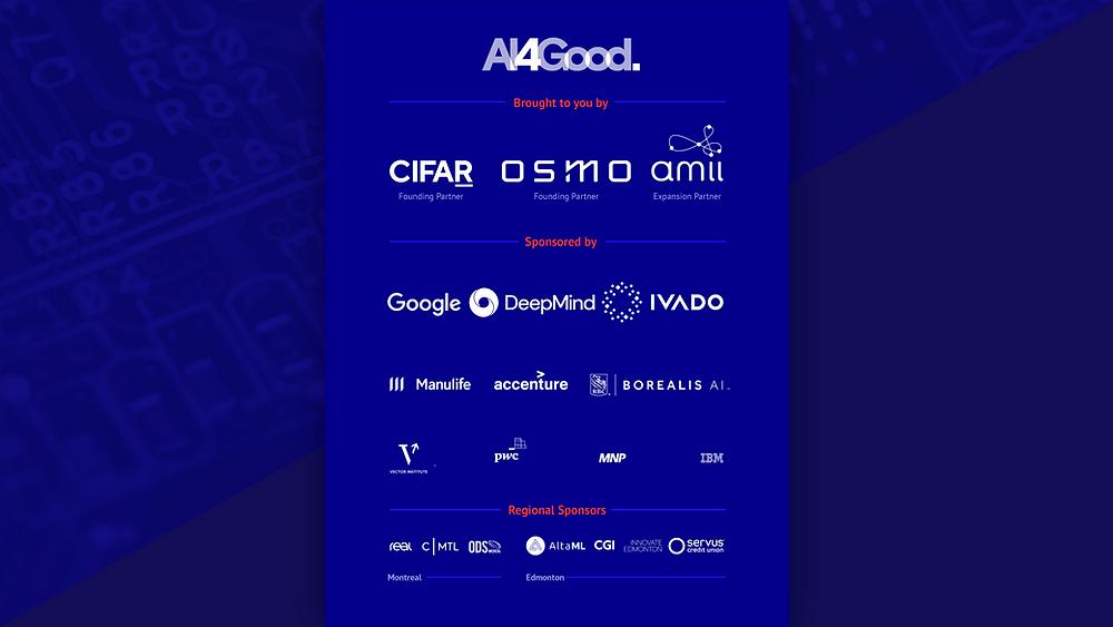 2021 CIFAR-OSMO AI4Good Lab Partnerships