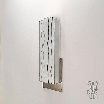 Luminaires, architecture art-déco,