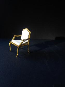Rococo chair