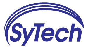 SyTech Logo 2011 - BLUE