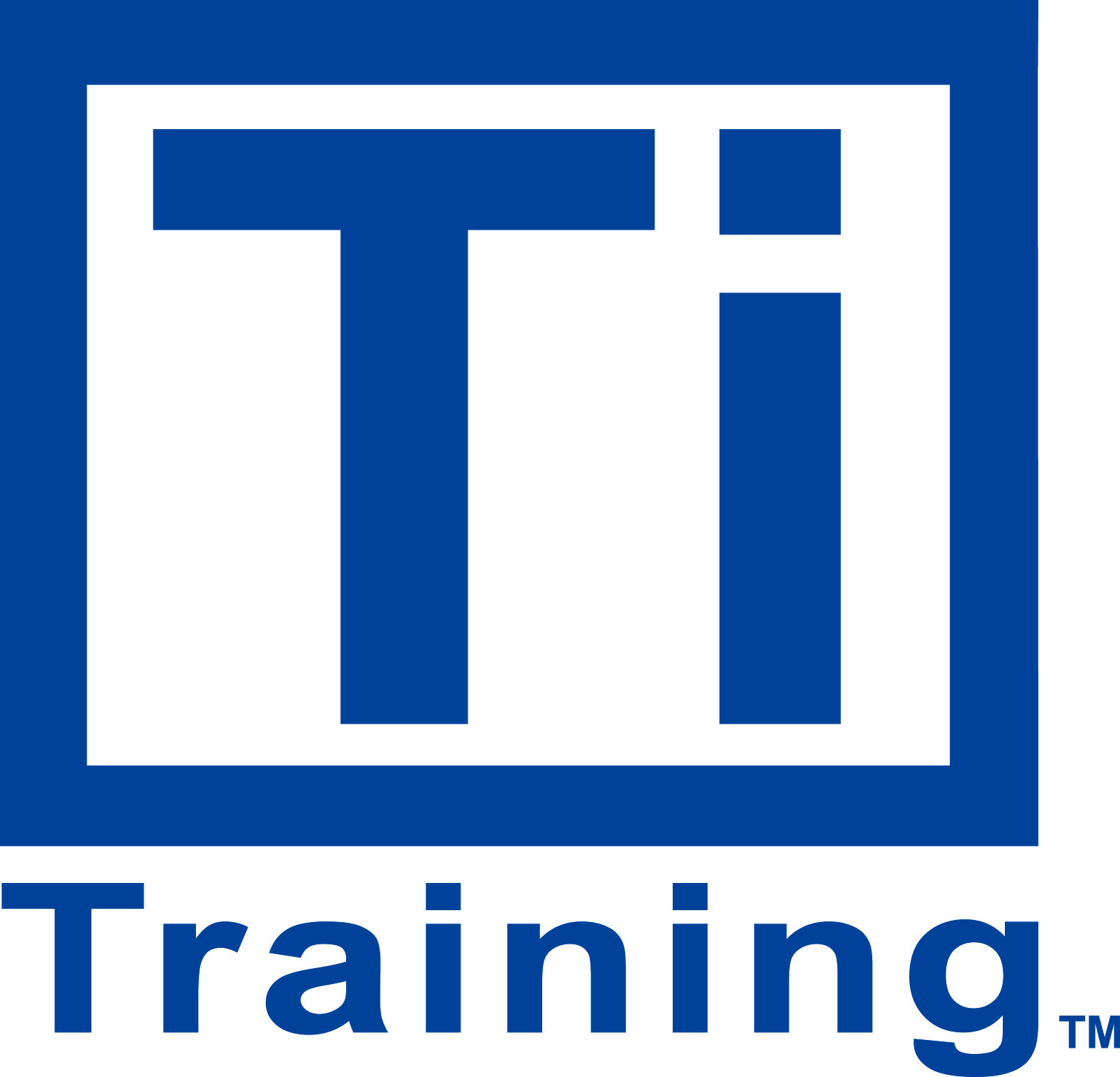 Ti Training Logo_Blue