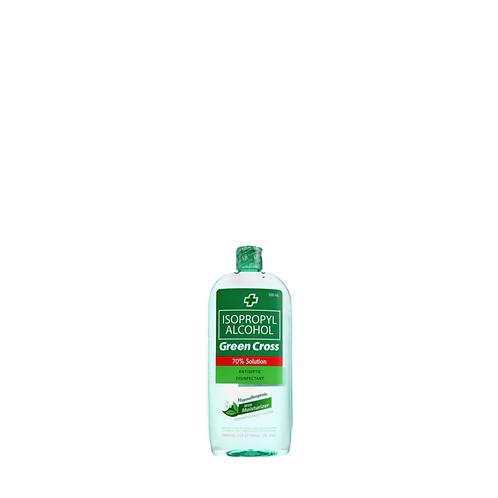 Greencross Isopropyl Alcohol 70% With Moisturizer 500 Milliliter