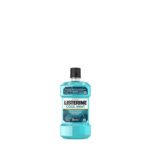 Listerine Mouthwash Coolmint 250 Milliliter