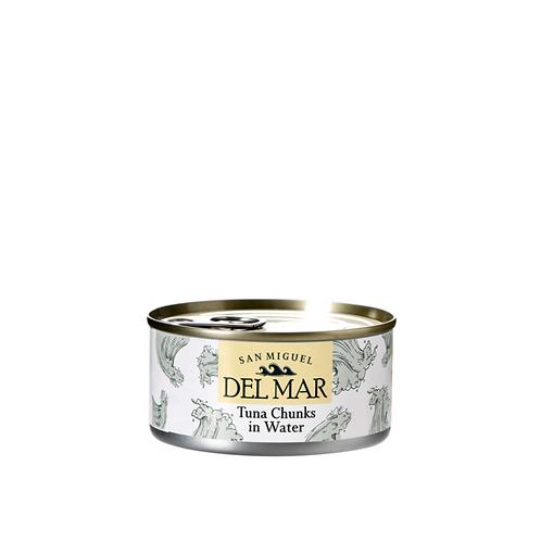 Del Mar Tuna Chunks in Water 185 Grams