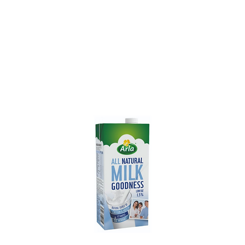 Arla Goodness Low Fat Milk 1 Liter
