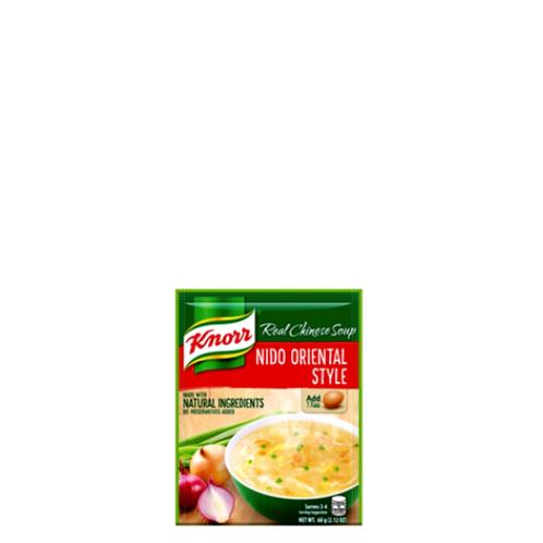 Knorr Nido Oriental Soup 60 Grams