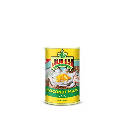 Jolly Coconut Milk Gata 400 Milliliter