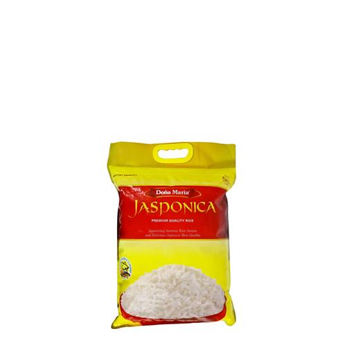 Doña Maria Japonica Rice 5 Kilos