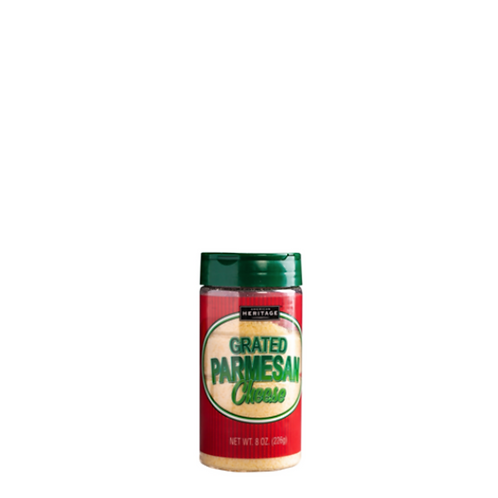 American Heritage Grated Parmesan 8 Ounce