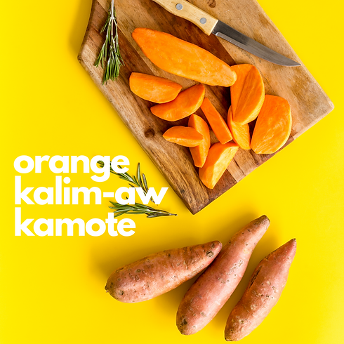 Orange Kalim-Aw Sweet Potato New Ad 1.0.