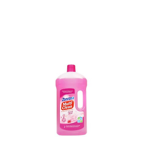 Zonrox Multi Surface Cleaner Floral Blast 900 Milliliter