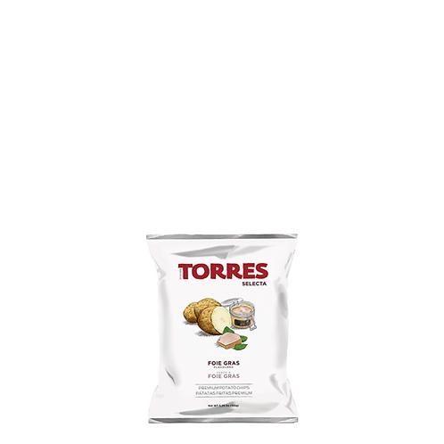 Torres Foie Gras Potato Chips 150 Grams