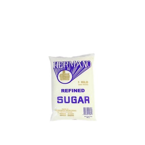 Hermano Refined White Sugar 1 Kilo