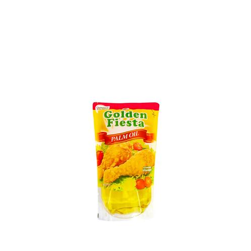 UFC Golden Fiesta Palm Oil Pouch 1 Liter