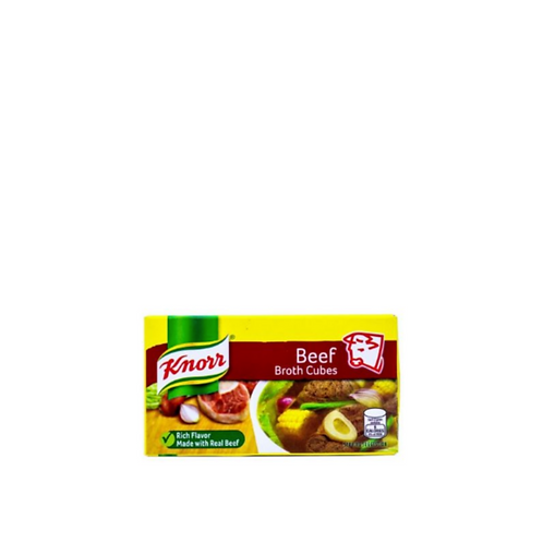Knorr Cubes Beef 60 Grams