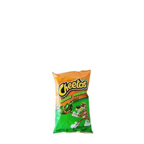 Cheetos Crunchy Cheddar Jalapeño 8 Ounce