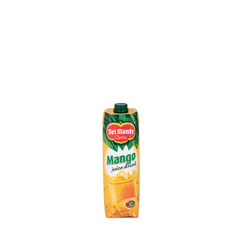 Del Monte Mango Juice Tetra 1 Liter