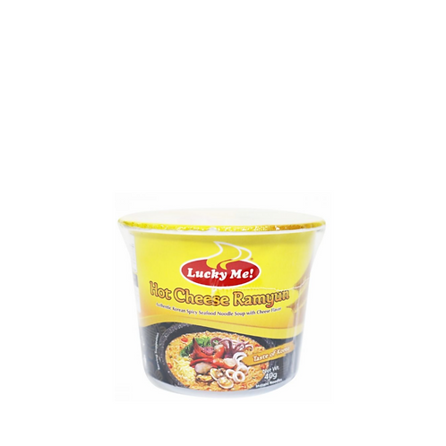 Lucky Me Hot Cheese Ramyun 40 Grams