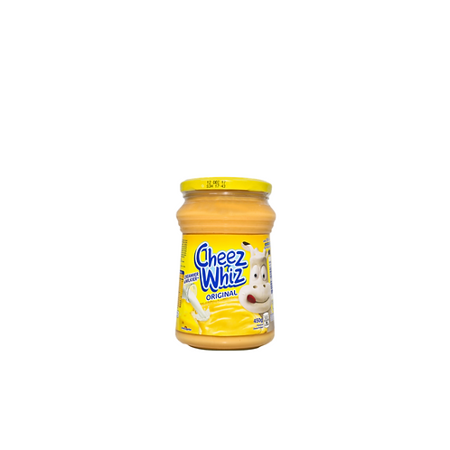 Cheez Whiz Spread Plain 450 Grams