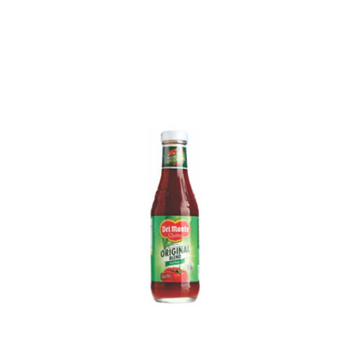 Del Monte Tomato Ketchup Blend 320 Grams