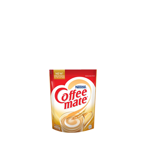 Nestle Coffee Mate Creamer Stand Up Pouch 450 Grams