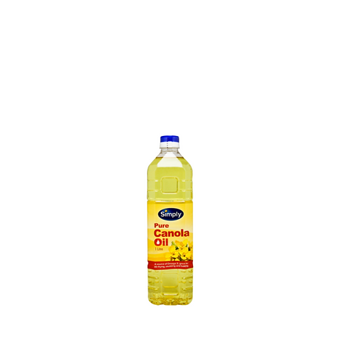 Simply Canola Oil 1 Liter
