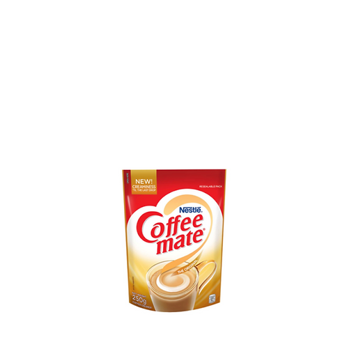Nestle Coffee Mate Creamer Stand Up Pouch 250 Grams