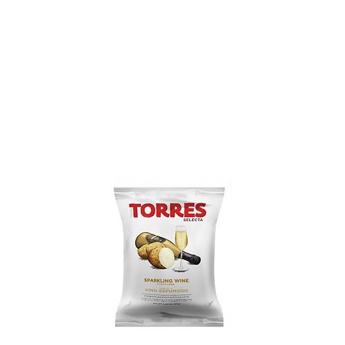 Torres Selecta Potato Chips Sparkling Wine 150 Grams