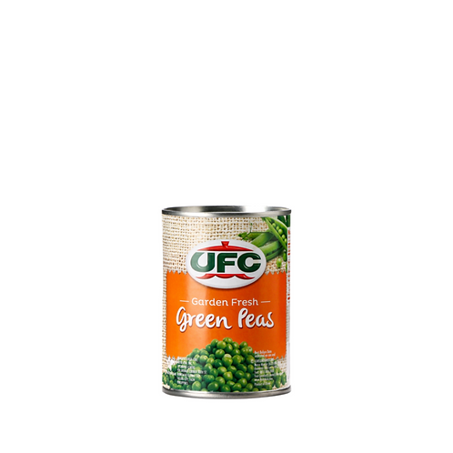 UFC Green Peas 400 Grams
