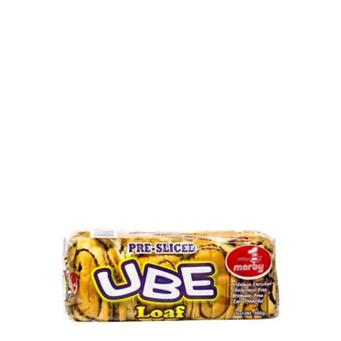 Marby Pre Sliced Ube Loaf 360 Grams