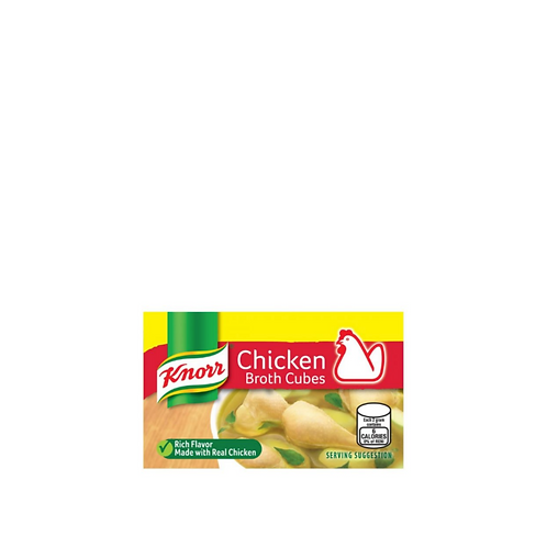 Knorr Cubes Chicken 60 Grams