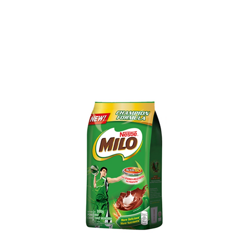 Milo Activ-Go Winner Choco Malt Powdered Milk Drink 300 Grams