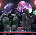 commission__cuddling_in_spaceship_by_ben