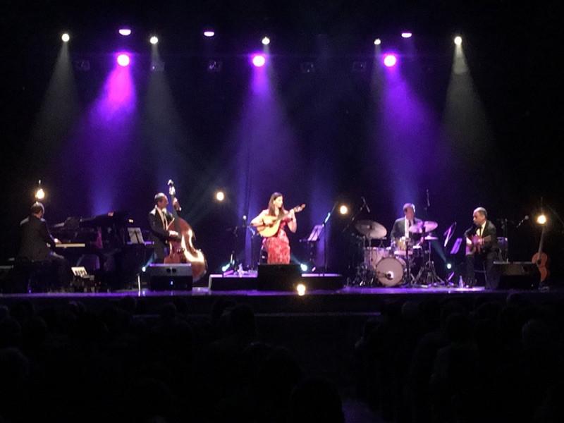 Marta Pereira da Costa Concerto na Sala BBK Bilbao