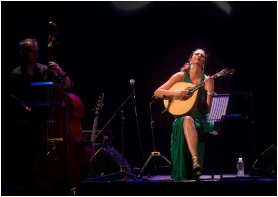 Marta Pereira da Costa Festival de la Guitarra de Cordoba 2018 Palco