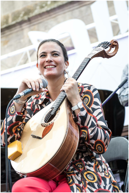 Marta Pereira da Costa Concerto Guitarra Festival Mimo Amarante