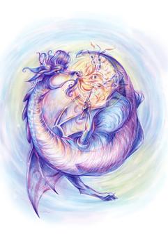 Charr, the Dragon