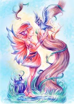 Fox Fairy