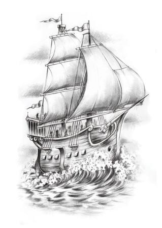 Princess Ana's Ship