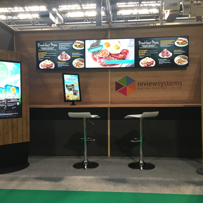 Review Systems Digital Signage Ltd