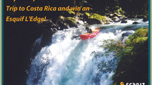 Join Esprit in Costa Rica this Winter and Win an Esquif Canoe