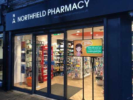 Northfield Pharmacy Digital Signage