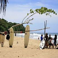 whitewater canoeing instruction, whitewater kayaking instruction, whitewater rafting, Pacuare River, Surfing lessons, Puerto Viejo, Carribe