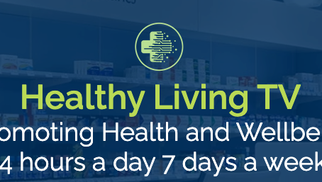 Healthy Living TV for Pharmacies Launches