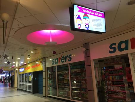 Large LED Digital Signage Screen