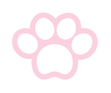 Pink Paw Transparent background.png