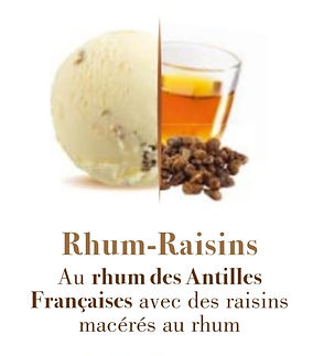 Rhum Raisin