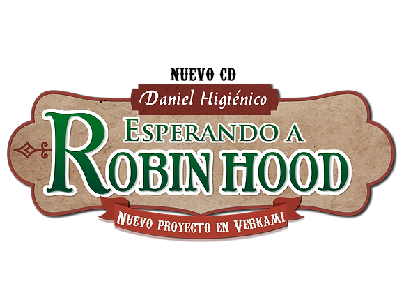 Vinilo  Esperando a Robin Hood