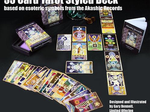 Akashic Records Inspired Tarot Deck