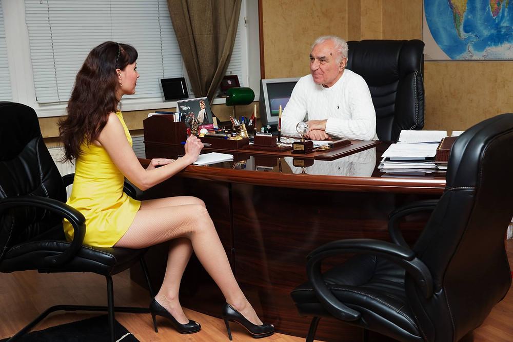 Мария Ефремова и Юрий Айвазян